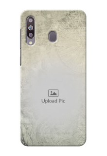 Galaxy M30custom mobile back covers with vintage design
