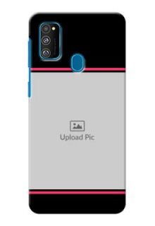 Galaxy M30s Mobile Covers With Add Text Design