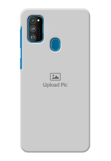 Galaxy M30s Custom Mobile Cover: Upload Full Picture Design