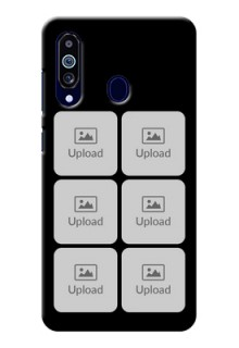 Galaxy M40 mobile phone cases: Multiple Pictures Design