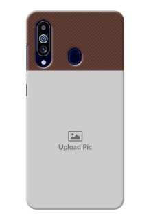 Galaxy M40 personalised phone covers: Elegant Case Design