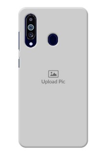 Galaxy M40 Custom Mobile Cover: Upload Full Picture Design