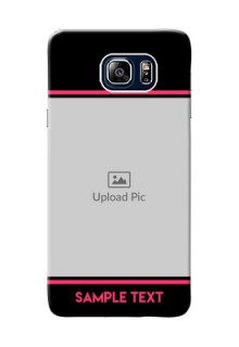 Samsung Galaxy Note5 Duos Photo With Text Mobile Case Design