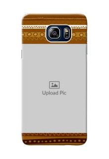 Samsung Galaxy Note5 Duos Friends Picture Upload Mobile Cover Design