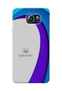 Samsung Galaxy Note5 Duos Simple Pattern Mobile Case Design