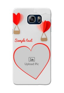 Samsung Galaxy Note5 Duos Love Abstract Mobile Case Design