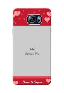 Samsung Galaxy Note5 Duos valentines day couple Design