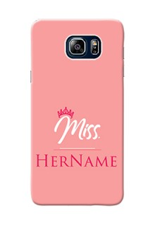Galaxy Note5 Duos Custom Phone Case Mrs with Name