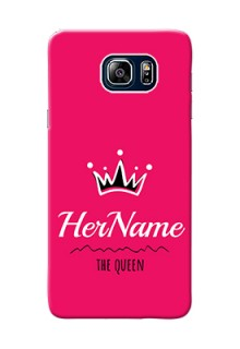 Galaxy Note5 Duos Queen Phone Case with Name