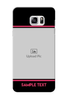 Samsung Galaxy Note5 Photo With Text Mobile Case Design