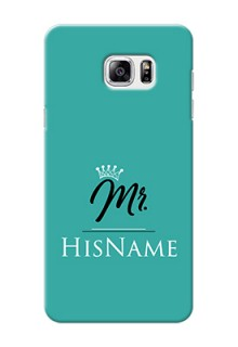 Galaxy Note5 Custom Phone Case Mr with Name