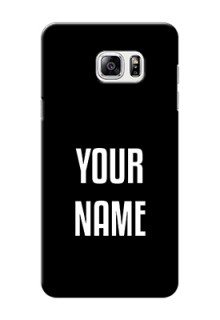 Galaxy Note5 Your Name on Phone Case