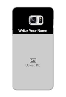 Galaxy Note5 Photo with Name on Phone Case