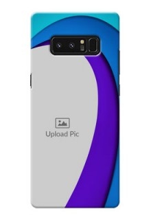 Samsung Galaxy Note8 Simple Pattern Mobile Case Design