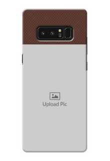 Samsung Galaxy Note8 Elegant Mobile Back Cover Design