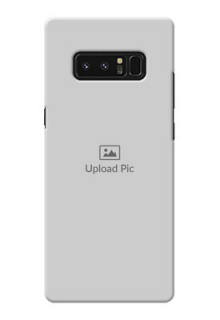Samsung Galaxy Note8 Full Picture Upload Mobile Back Cover Design