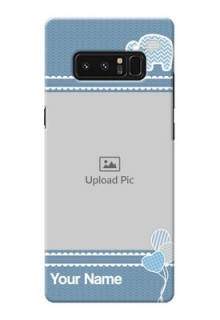 Samsung Galaxy Note8 kids design icons with  simple pattern Design Design