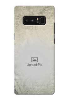 Samsung Galaxy Note8 vintage backdrop Design
