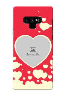Samsung Galaxy Note 9 Phone Cases: Love Symbols Phone Cover Design
