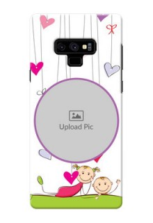 Samsung Galaxy Note 9 Mobile Cases: Cute Kids Phone Case Design