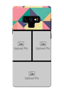 Samsung Galaxy Note 9 personalised phone covers: Bulk Pic Upload Design