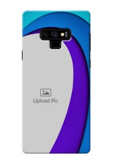 Samsung Galaxy Note 9 custom back covers: Simple Pattern Design