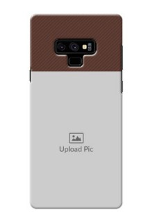 Samsung Galaxy Note 9 personalised phone covers: Elegant Case Design