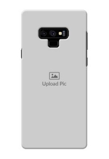 Samsung Galaxy Note 9 Custom Mobile Cover: Upload Full Picture Design