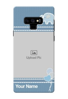 Samsung Galaxy Note 9 Custom Phone Covers with Kids Pattern Design