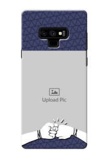 Samsung Galaxy Note 9 Mobile Covers Online with Best Friends Design