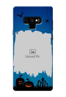 Samsung Galaxy Note 9 mobile cases online with pro Halloween design