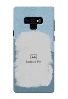 Samsung Galaxy Note 9 custom mobile phone covers: Grunge Line Art Design