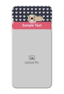 Samsung Galaxy On Max Love Symbols Mobile Cover Design