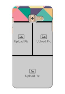 Samsung Galaxy On Max Bulk Picture Upload Mobile Case Design