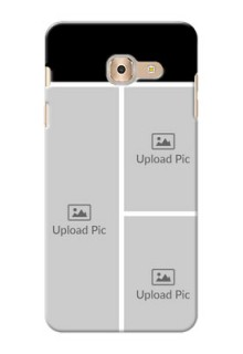 Samsung Galaxy On Max Multiple Picture Upload Mobile Cover Design