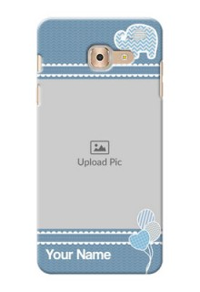 Samsung Galaxy On Max kids design icons with  simple pattern Design Design