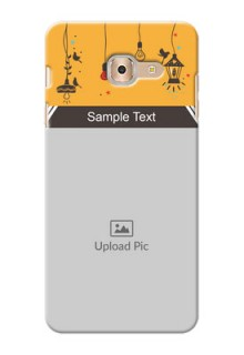 Samsung Galaxy On Max my family design with hanging icons Design Design