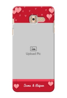 Samsung Galaxy On Max valentines day couple Design