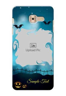 Samsung Galaxy On Max halloween design with designer frame Design