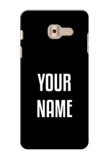 Galaxy On Max Your Name on Phone Case
