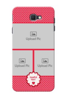 Samsung Galaxy On Nxt Bulk Photos Upload Mobile Cover  Design