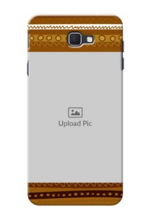 Samsung Galaxy On Nxt Friends Picture Upload Mobile Cover Design