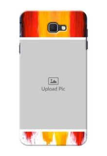Samsung Galaxy On Nxt Colourful Mobile Cover Design