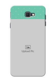 Samsung Galaxy On Nxt Lovers Picture Upload Mobile Cover Design