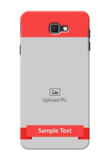 Samsung Galaxy On Nxt Simple Mobile Case Design