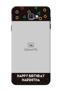 Samsung Galaxy On Nxt confetti birthday design Design Design