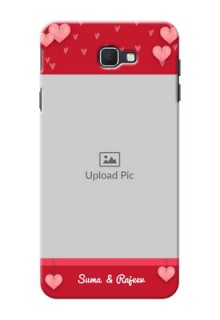 Samsung Galaxy On Nxt valentines day couple Design