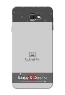 Samsung Galaxy On Nxt love design with heart Design Design