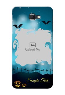 Samsung Galaxy On Nxt halloween design with designer frame Design