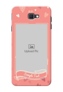 Samsung Galaxy On Nxt love doodle art Design Design
